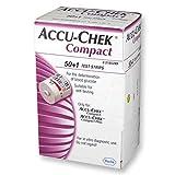 ( 5926 ) ROCHE DIAGNOSTICS ACCU-CHEK COMPACT 50+1STR
