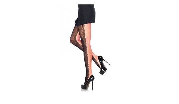 Collants Femme Argent/é argent/é taille unique LegAve