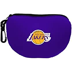NBA Los Angeles Lakers Grab bolsa bolso de mano, color morado