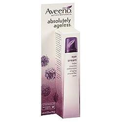 Aveeno Ageless Eye Cream Size.5z Aveeno Absolutely Ageless Eye Cream.5z