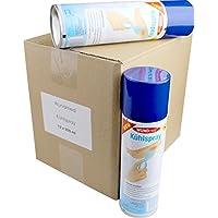Preisvergleich für Kältespray Eisspray Kühlspray Vereisungsspray von Wumdmed Menge: (12)