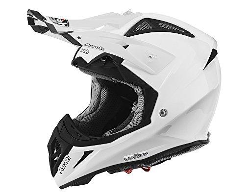 Airoh Helmet Aviator 2.2, Weiss, Größe : L