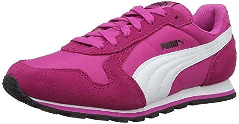 Puma Unisex-Erwachsene ST Runner NL Sneakers, Pink (Rose Violet-Puma White 39), EU