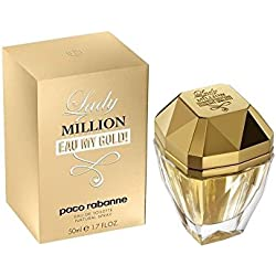 Lady Million Paco Rabanne EAU MON OR 50 ML