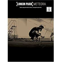 Partition : Linkin Park Meteora (twelve songs from the hit album, arranged fir guitar tab.)