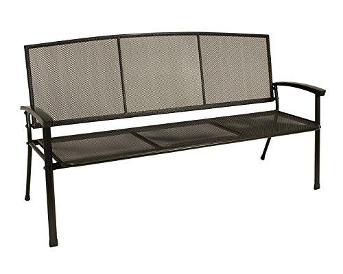 Gartenbank RIVO 3-Sitzer, Metall