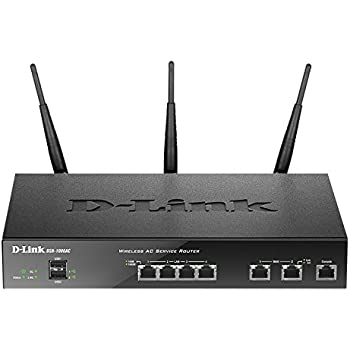 D-Link DSR-1000AC Wireless AC Unified Services VPN: Amazon