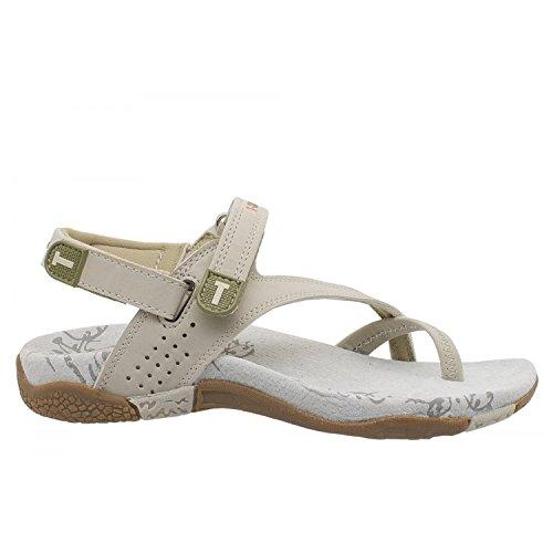 Sandale de Marche Femme COIMBRA - T-SHOES Beige