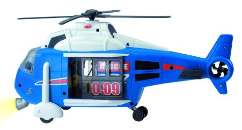 Dickie Toys 203308356 - Action Series Helicopter, Helikopter, 41 cm - 7