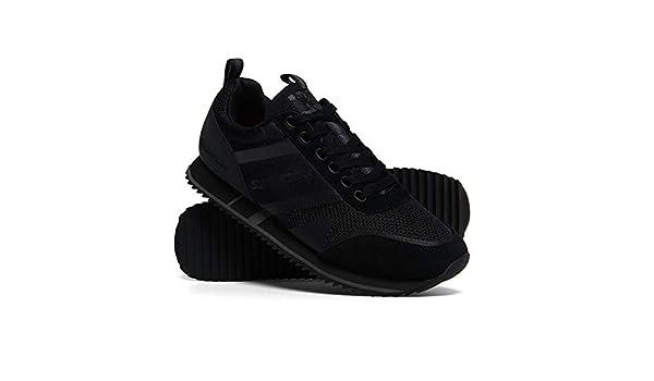 Superdry Fero Runner Trainers Black: : Schuhe