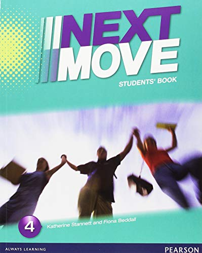 Next Move Spain 4 Students' Book por Katherine Stannett