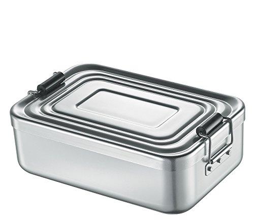 (Küchenprofi 1001472423 Lunch Box, groß, silber)