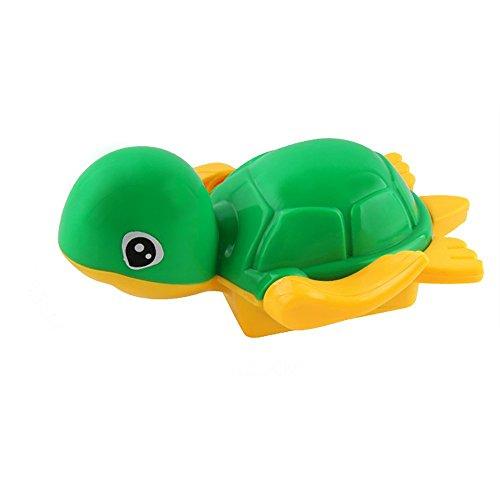 Newin Star Juguetes de Natación de Baño,Tortuga flotantes bañera Juguetes de Cuerda Juguetes de Agua para niños