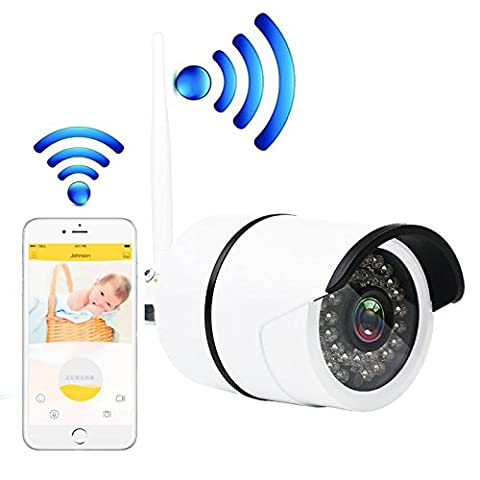 UBest-Cam 1920 X 1080P Outdoor Waterproof IR Night IP WiFi