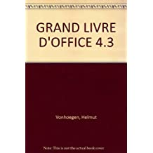 GRAND LIVRE D'OFFICE 4.3