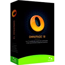 Nuance OmniPage 18 - Sistemas OCR (1GHz Intel Pentium, PC, FRE, SVGA, Microsoft Windows 7 32/64-bi, Windows Vista 32/64-bit (SP2), Windows XP 32-bit (SP3), Intel Dual Core)