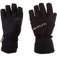 Rip Curl Rider Plain Gloves Junior, Color: Jet Black, Size: 14