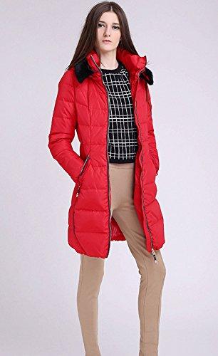 Insun Damen Mantel Rot