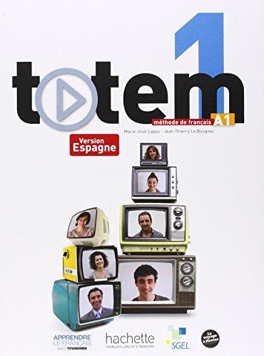 Sgel - Totem 1 - Livre Eleve + DVD-ROM