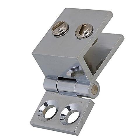 90°C Ouverture Réparation Pour Charnière de serrage pour meuble de salle de bain de douche porte de placard
