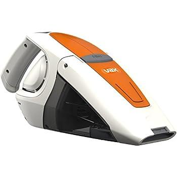 Vax H86-GA-B Gator Cordless Handheld Vacuum Cleaner - White/Orange