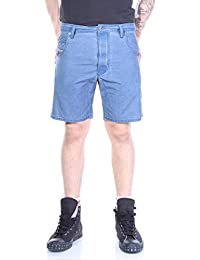 Diesel Bmbx-Kroobeach Calzo, Short Homme