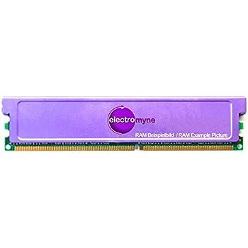 512MB Corsair XMS2-6400 DDR2-800 PC2-6400U CM2X512A-6400 RAM Heatspreader xtreme Zertifiziert und General/überholt