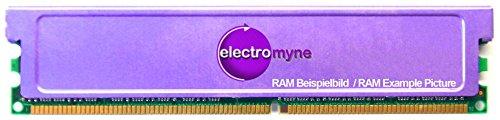 1GB Team DDR1 Desktop RAM PC3200U 400MHz TEDR1024M400HC25 Heatspreader Memory (Zertifiziert und Generalüberholt) - 400 Mhz Ddr1 Desktop