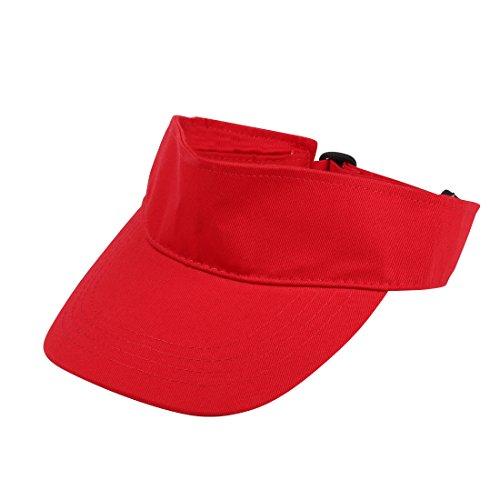 Andux Visor Topless Golf Sunproof cappello di estate esterna vuota