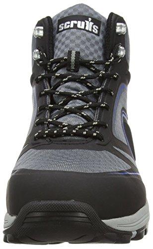 S1p De Segurança preto Preto Trabalho Proteq Velocidade De De Unisex Botas Segurança Sapatos Sra Hro adult qUBwST