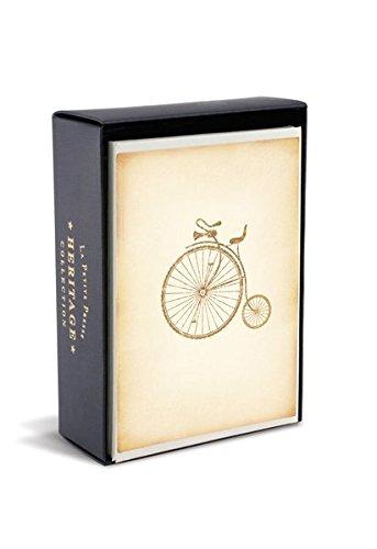 Boxed Notes: Bicycle Heritage - Gruß- und Geschenkkartenbox mit Kuverts: Fahrrad