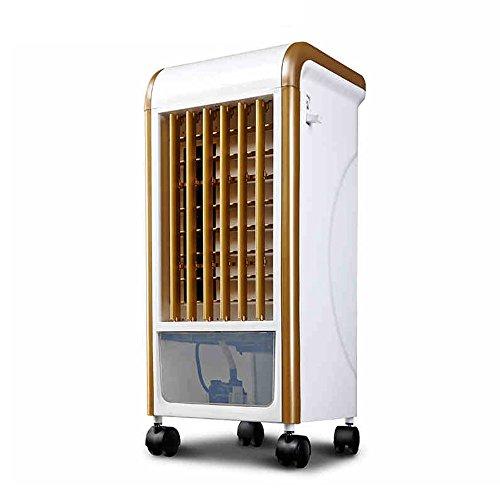Unbekannt Feng Xu Cool und warm Dual-Use-, Knopf-Bedienung, Weitwinkel-Wind, leicht zu bewegen, zu Hause Mobile kleine Klimaanlage Klimaanlage Lüfter Tragbare Klimaanlage