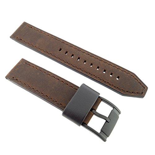 Fossil Uhrenarmband LB- FS4656 Original Ersatzband FS 4656 Leder 22 mm