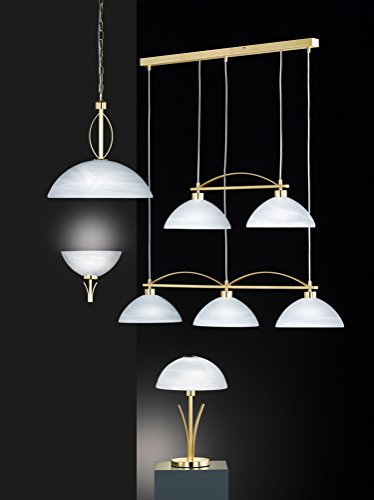 Honsel Leuchten 37531 Brava - Lámpara de pared