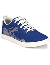 Lavista Men's Blue Sneaker Casual Shoe