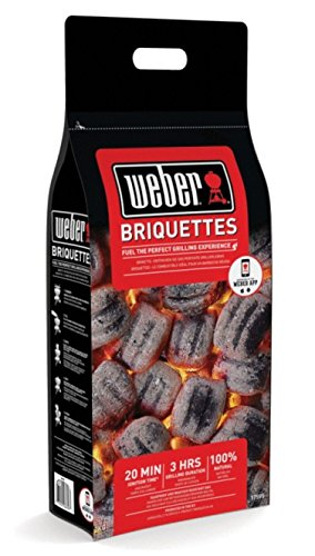Weber Charcoal Briquettes 2kg