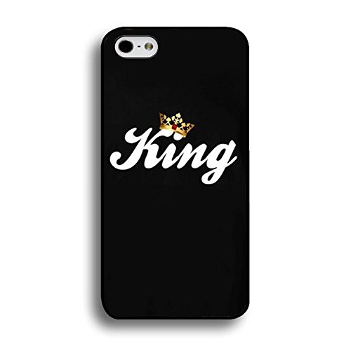 Couple Phone Case Cool Classics Fashion Love Heart ECG Phone Case Plastic Back Cover for All Popular Phone Models Iphone 6/6s 4.7 (Inch) Color189d
