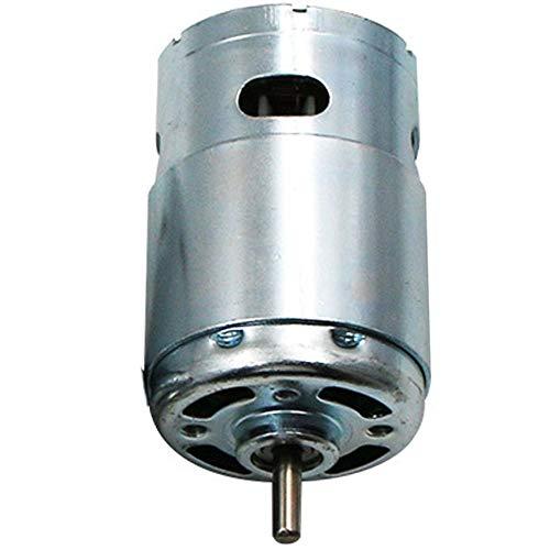 Pinzhi 12V 1.2A hohe Leistung großes Drehmoment 895 Motor Kugellager Welle lärmarm (895 Doppelter Ball) -