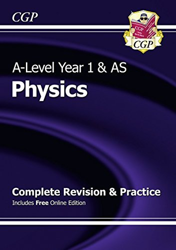 New A-Level Physics: OCR B Year 1 & 2 Complete Revision & Practice with Online Edition by CGP Books (2015-08-04)