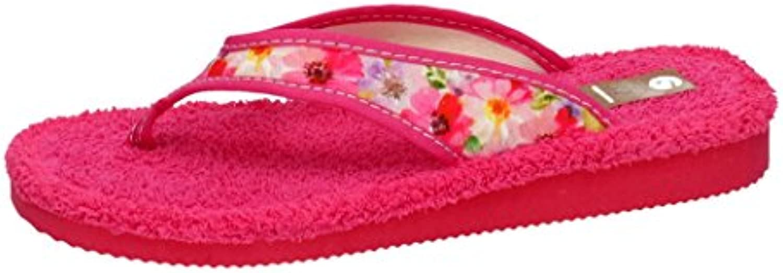 Gema Garcia 2006-4 Zapatillas DE Lona Mujer Zapatillas CASA