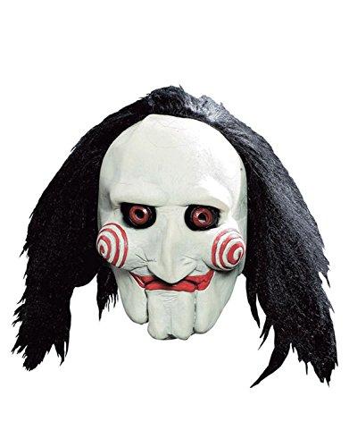 Vindas Jig Saw Killer Deluxe Maske Latexmaske Halloween Karneval
