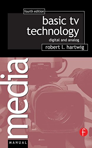Basic TV Technology: Digital and Analog (Media Manuals) (English Edition) Digital Time Base Corrector