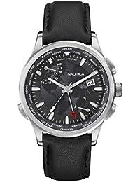 Nautica NAPSHG001 Reloj de pulsera para hombre