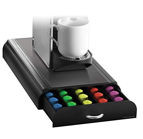 "Mind Reader Anchor "" Café Pod tiroir de rangement verser 50 Capsules Nespresso"