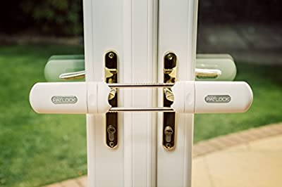 Patlock Instant French Door and Conservatory Security Lock