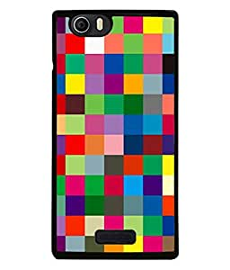PrintVisa Designer Back Case Cover for Micromax Canvas Nitro 2 E311 (Jaipur Rajasthan Tribal Azitec Mobiles Indian Traditional Wooden)