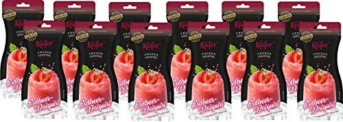 Käfer Frozen Cocktail Erdbeer (12 X 0.25 L)