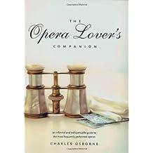 The Opera Lover′s Companion