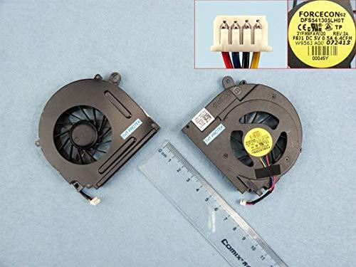 Kompatibel für Dell XPS Studio 155 157 158 Lüfter Kühler Fan Cooler CPU i3 i5 i7 - W956J - Dell Studio Xps