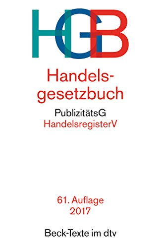 Handelsgesetzbuch-HGB-mit-Seehandelsrecht-mit-Wechselgesetz-und-Scheckgesetz-und-Publizittsgesetz